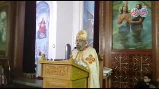 أخبار اليوم | قداس الكنيسة الانجيلية بالمقطم بعيد الميلاد المجيد