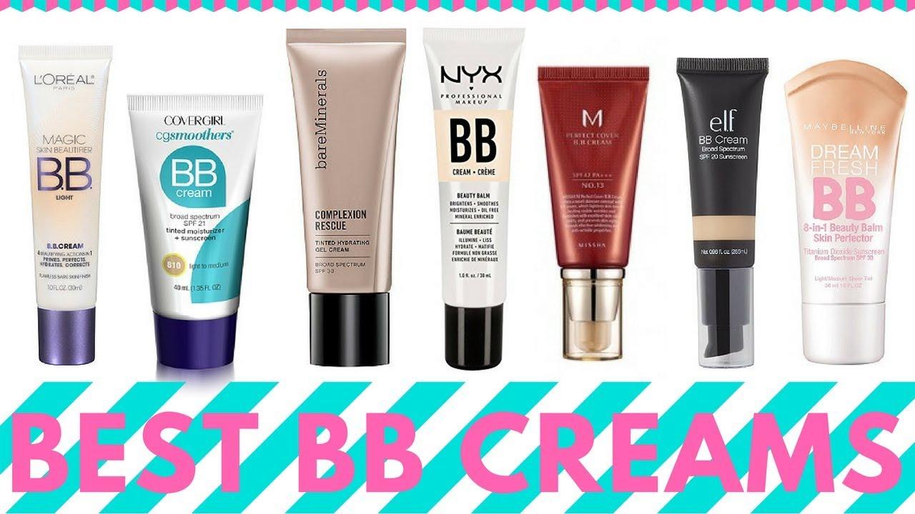 best bb creams 2018 for flawless skin youtube
