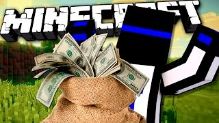 Денежные драки - Minecraft Money Walls (Mini game)