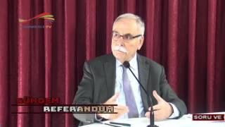 Gündem Referandum 1. Bölüm- Konuk: Çanakkale Belediye Başkanı Ülgür GÖKHAN