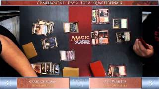 Grand Prix Melbourne 2014 Quarterfinals (Standard)