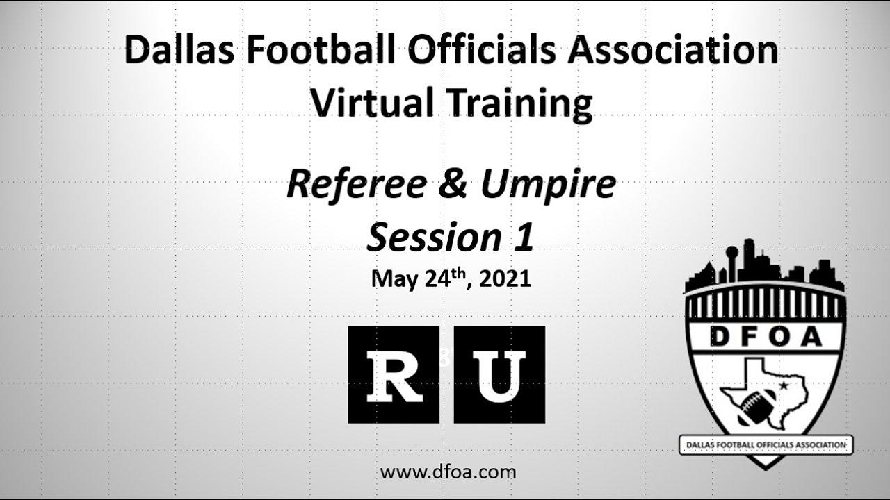 Oklahoma vs. Nebraska football officials, referee, umpires