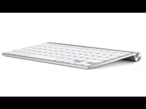 Apple Wireless Keyboard - TEST