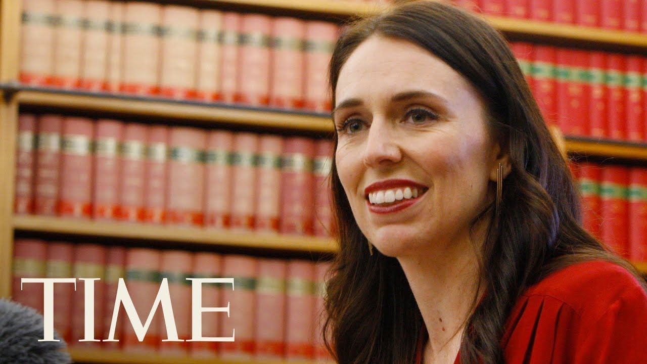 Image result for jacinda ardern time magazine