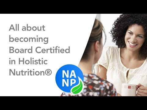 Becoming Board Certified in Holistic Nutrition®