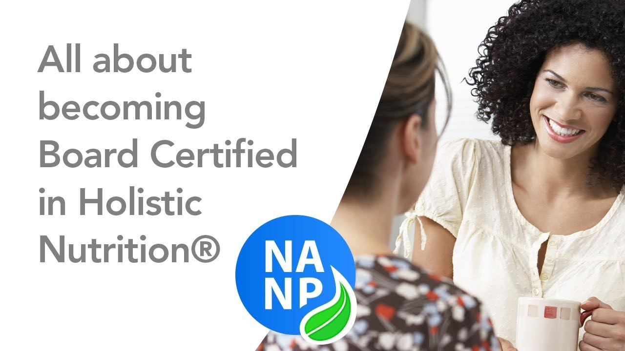 how to become a board certified nutritionist