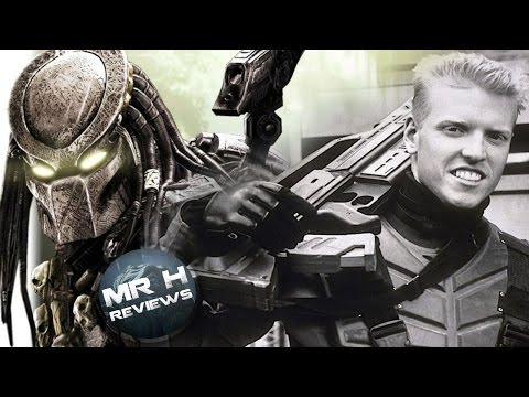 Jake Busey joins the cast of The Predator  Shared Predator universe?