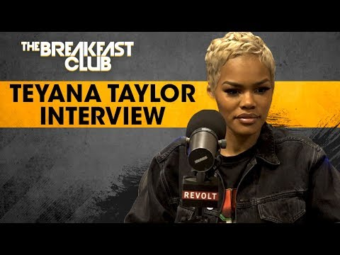 Teyana Taylor On Her New VH1 Show, Raising Baby Junie, Janet Jackson + More