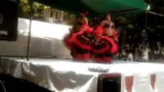 kamal keled flamenco en lunas del feten