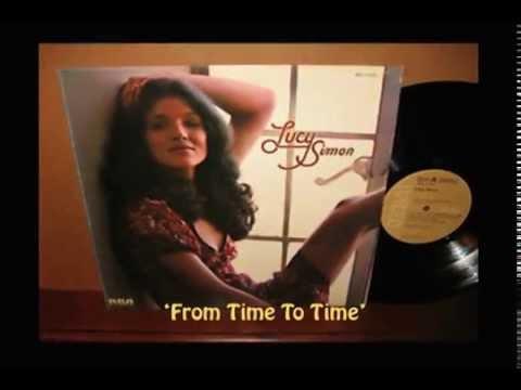1975 Lucy Simon 'From Time To Time'  - Lp digital transfer