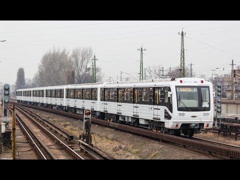 Будапештский метрополитен (2019)