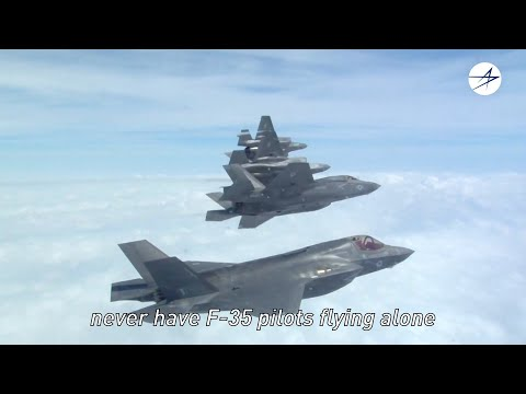 Ready How, Ready Now: How We Prepare F-35 Pilots to Fly and Win in the Skies