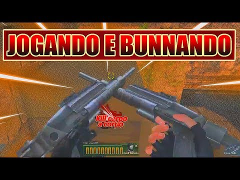 BLOOD STRIKE: JOGANDO E BUNNANDO