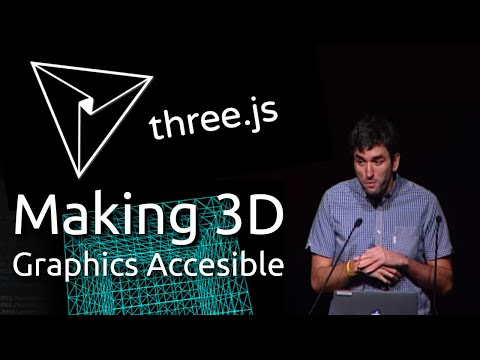 Ricardo Cabello (Mr. Doob) - Making 3D Graphics Accesible - BrazilJS 2014