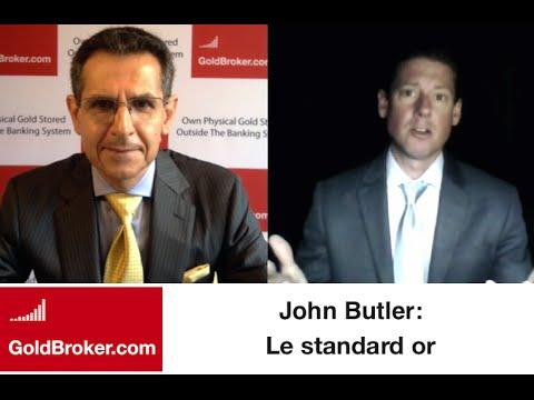 John Butler : Les réserves d'or de la Chine, la Russie et l'étalon or