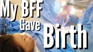 Teen Mom Birth Vlog *surprise gender*