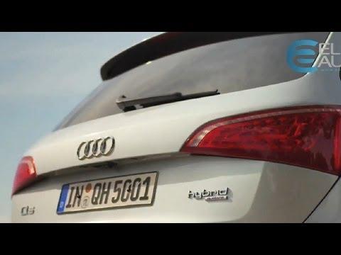 Essai Audi Q5 2.0 TFSI Hybrid Avus