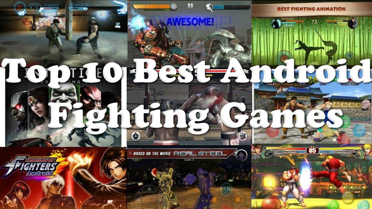 أفضل و أحسن 10 ألعاب قتال و حرب للأندرويد و الأيفون في العالم المرشحة لسنة 2017 (hd)