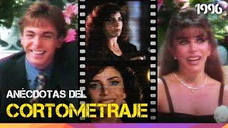 "Verónica Castro - La Tocada con Cristian - Anécdotas del corto ""Sabina´s Music"". 1996"