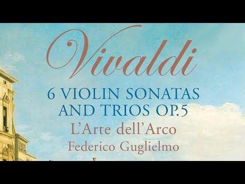 Vivaldi: 6 Violin Sonatas and Trios Op.5