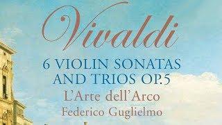Play Trio Sonata For 2 Violins & Continuo In G Minor, Op. 5/6, Rv 72
