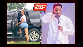 Yawa Of The Day: Nigel Gaisie Vs Efya