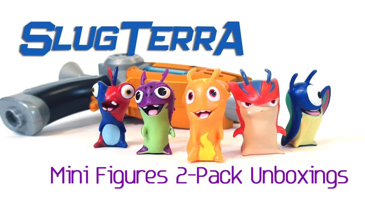 Mini Slugterra Pack 2 Figure Disney UnboxingBurpyBoloSpooker 3R4AjL5q