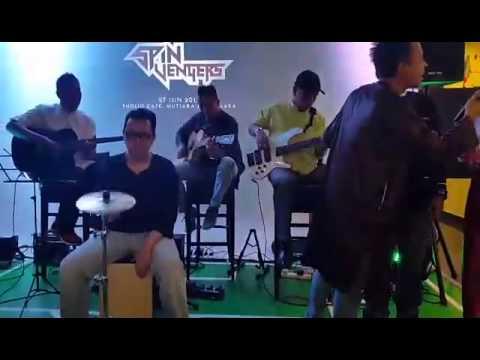 Keindahan Aidilfitri - Spin feat Aishah (Adik arwah Achik)