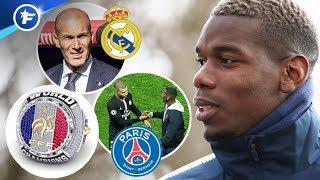 Real Madrid, PSG, Bague de Champion : Paul Pogba vous dit tout