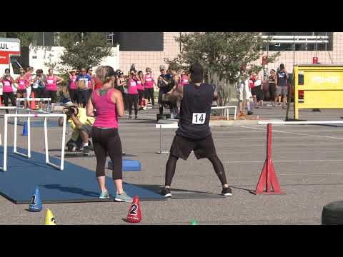 Barry Cohen Tackles True-Grit At 2019 TriFitness World Challenge
