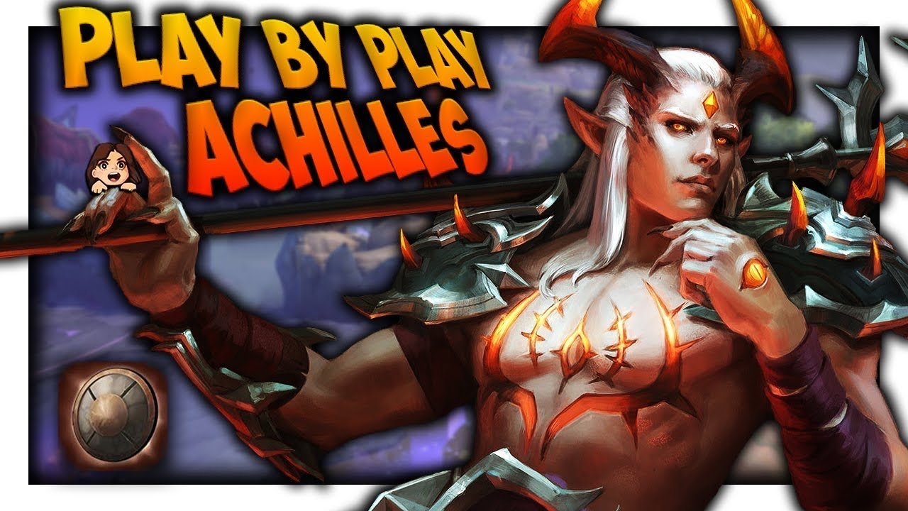 Achilles Spiel