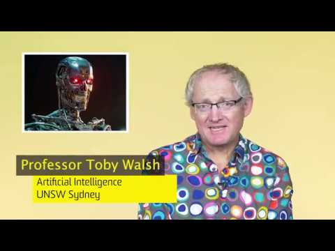Academic Pet Peeves ft. Professor Toby Walsh – The Terminator