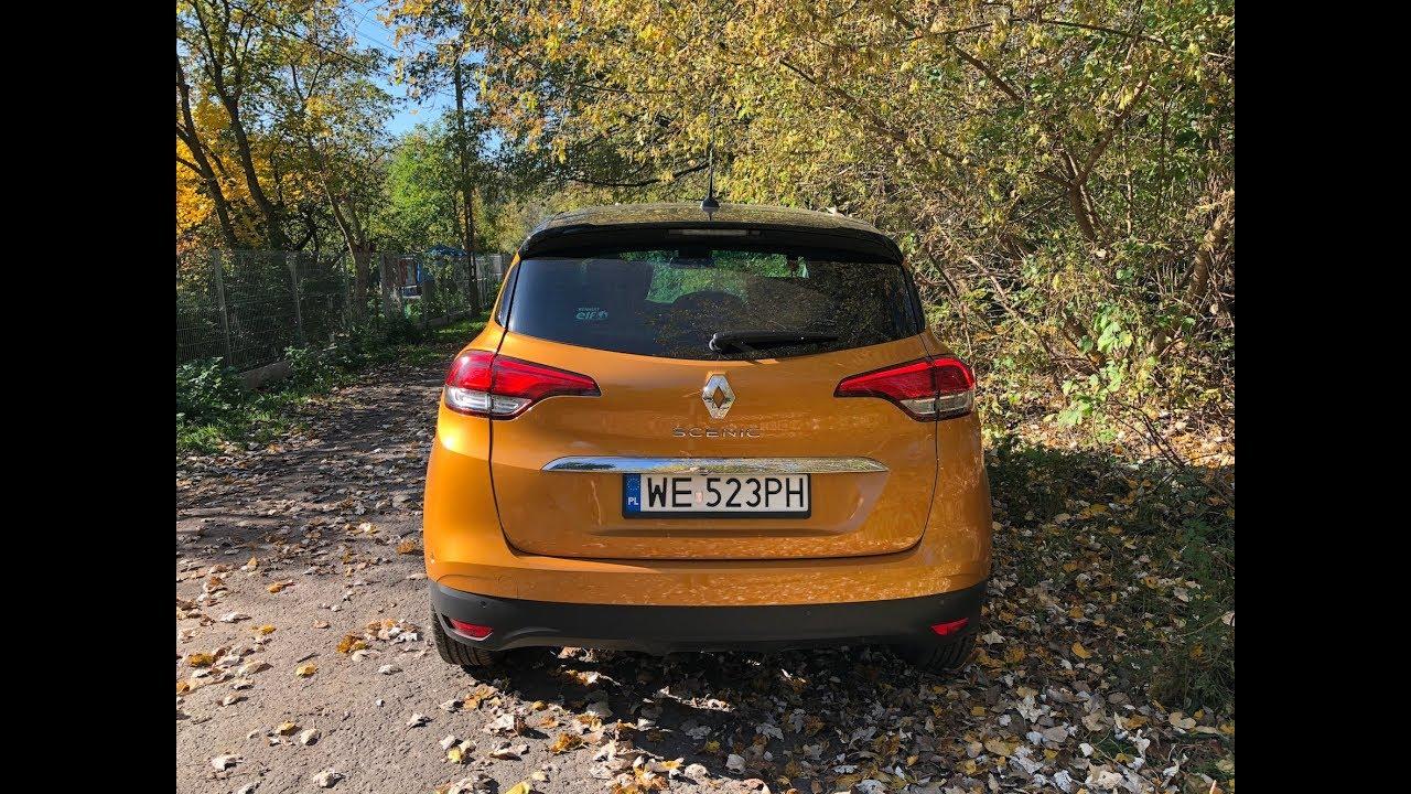 Renault Scenic 1.2 TCe 130 test PL Pertyn ględzi
