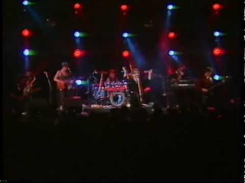 Love my Way - The Psychedelic Furs - La Edad de Oro, Madrid 1984