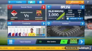 Dream League Soccer(dls)2017 ROOTSUZ HİLE!!!!