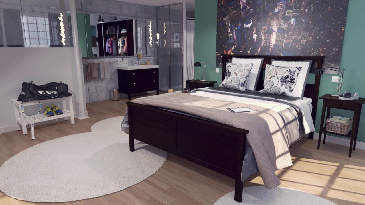 Un dormitorio no es solamente una habitaci n ikea for Sillas para dormitorio ikea