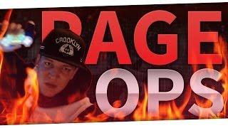 Rage Ops / Anzeige ist raus...