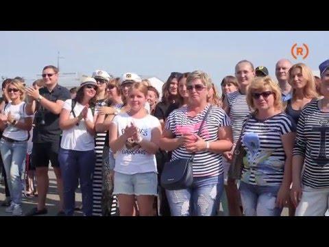 Setl City — День строителя «Операция Setl или Невероятные приключения на Финском заливе»