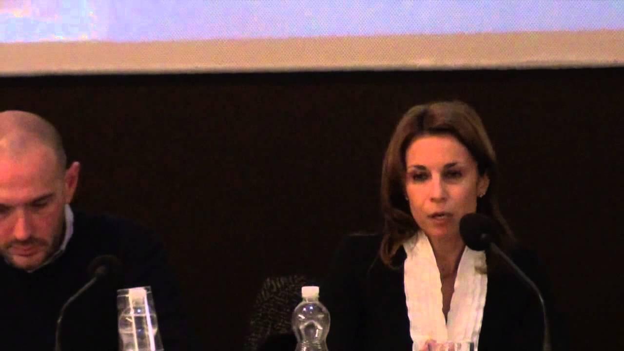 Clip Maria Paola Raiola - Convegno 6 dicembre 2014 - Il valore del  femminile - YouTube