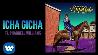 Video Kap G - Icha Gicha ft. Pharrell Williams [Official Audio] download MP3, 3GP, MP4, WEBM, AVI, FLV Juni 2017