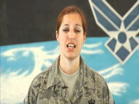 2011 Thanksgiving Greetings:  Master Sgt. Melissa Cook - Colorado Springs, CO