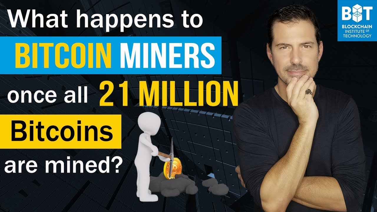 what happens after 21 million bitcoins for dummies