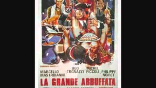 Philippe Sarde ~ La Grande Bouffe   Original Theme 1973