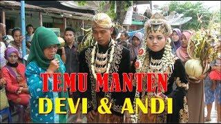 Temu Manten Devi dan Andi - Kebo Giro - PadangsidimpuanMP3