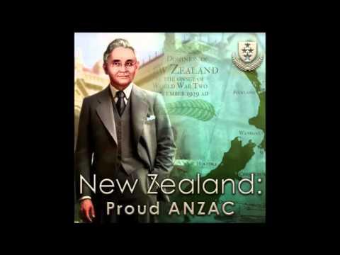 New Zealand - Michael J. Savage | Peace