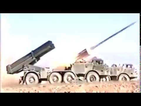 Работа артиллерии в Афганистане (уникальные кадры)