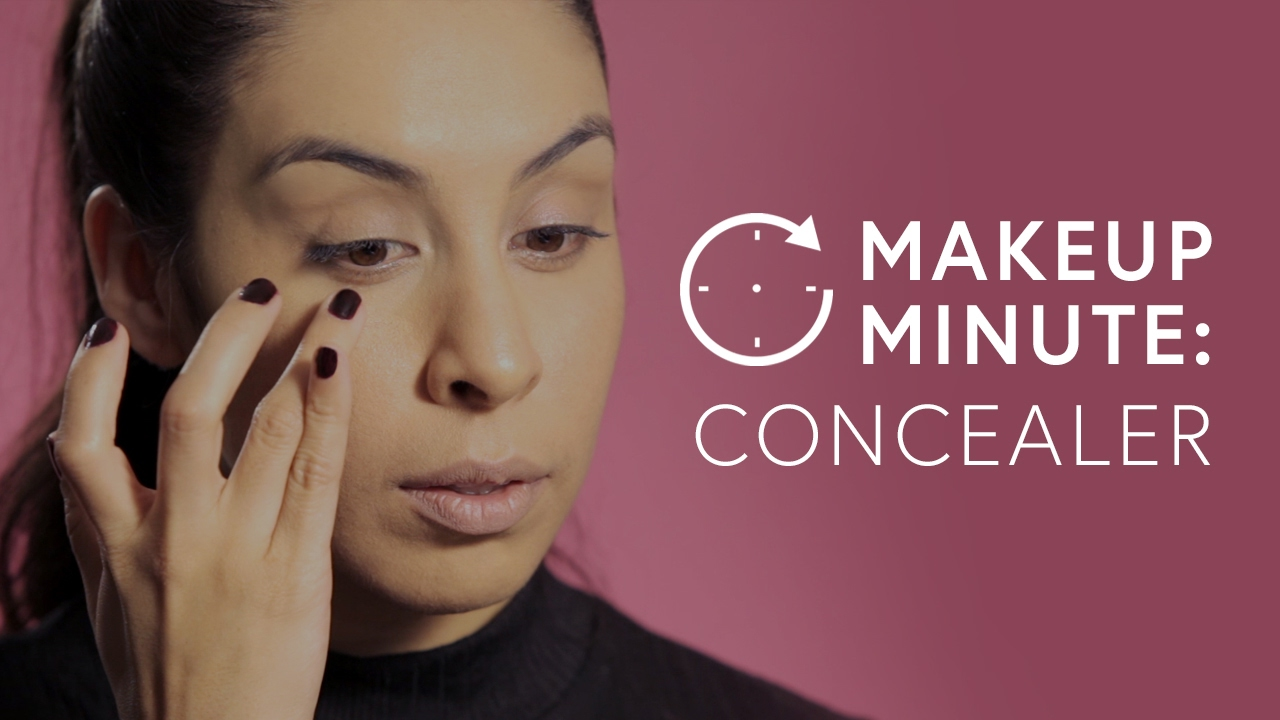 Makeup Minute: The Foolproof Guide To Concealer | The Zoe Report By Rachel Zoe