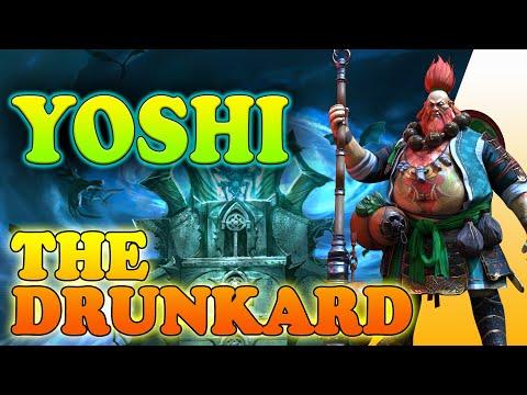 Yoshi the Drunkard | Raid Shadow Legends
