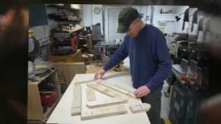 Craig Blend Wood Bike Project