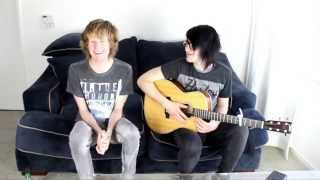 "BryanStars Sings SayWeCanFly ""Intoxicated I Love You"" Acoustic"